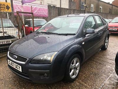 2007 Ford Focus 1.8 TDCi Zetec Climate Hatchback 5dr Diesel Manual (143