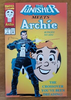 Punisher Meets Archie #1 (1994)