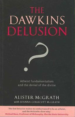 The Dawkins Delusion? by Alister McGrath 9780281059270 (Paperback, 2007)