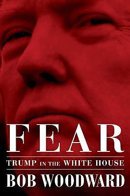 Fear: Trump In The White House Pre Order 11 September