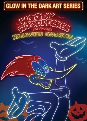 Woody Woodpecker And Friends Halloween Favorites [New DVD]