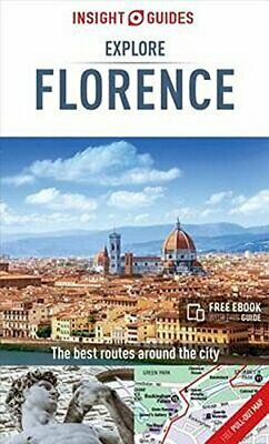 Insight Guides Explore Florence (Travel Guide with free eB... by Guides, Insight