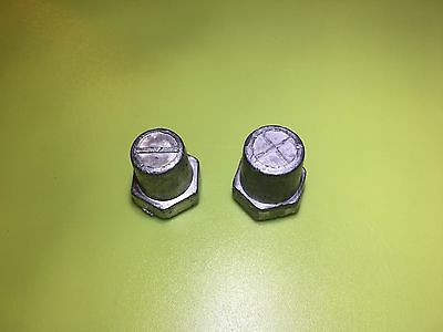 Battery Post Adapter Converter For 3/8 Top Stud Style Batteries