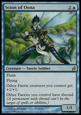 Scion of Oona ~ Lorwyn ~ Excellent+ ~ Magic The Gathering