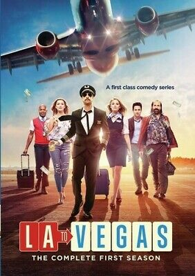 LA To Vegas: The Complete Series [New DVD] Manufactured On Demand, 2 Pack, Ac-