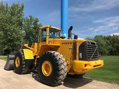 2003 Volvo L220E Wheel Loader Front End Loader
