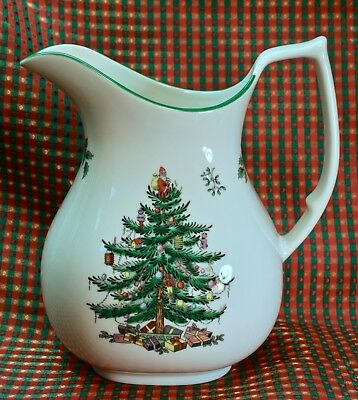 Spode, 49oz Jug/Pitcher, Christmas Tree