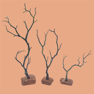 Artificial Branch Dry Tree Zen Garden Sand Table Decor Home Accessories Gift 1pc