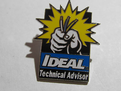 New Home Depot vendor partnership ideal Lapel Pin