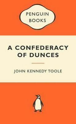 NEW A Confederacy Of Dunces : Popular Penguins By John Kennedy Toole Paperback