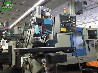 Alliant RT-2 3-Axis CNC Vertical Milling Machine