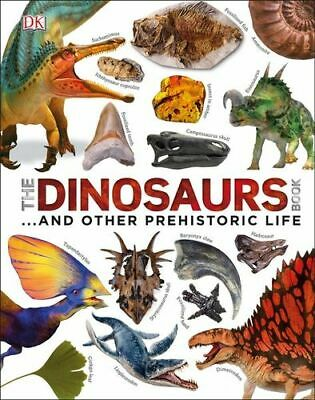 NEW The Dinosaurs Book By  DK Hardcover Free Shipping