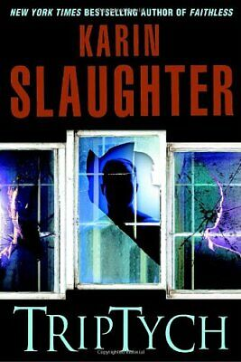 Triptych by Slaughter, Karin Book The Cheap Fast Free Post