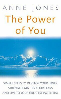 The Power Of You: Simple steps to develop your inner... by Jones, Anne Paperback