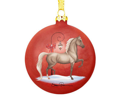 "Breyer Artist Signature Christmas Ornament Collectible Series NIB700812 "" 2014"""