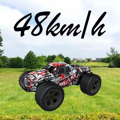 1:20 48km/h Electric Remote Control Car RC High Speed Truck Off Road Monster