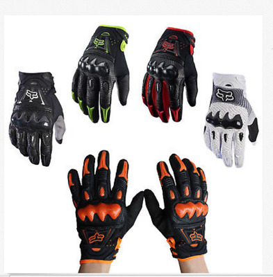 Fox New Racing Bomber Motorcycle Bike Gloves (6 colors)