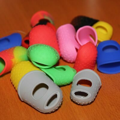 Silicone Finger gloves for Needle felting & Hot items for great grip