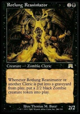 Rotlung Reanimator ~ Onslaught ~ Excellent+ ~ Magic The Gathering