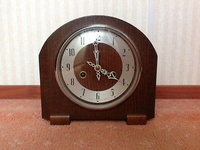 Vintage Smiths Enfield  mantle clock