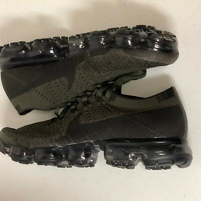 Nike Air Vapormax Flyknit - 849558 300 NO BOX LID SZ 10.5