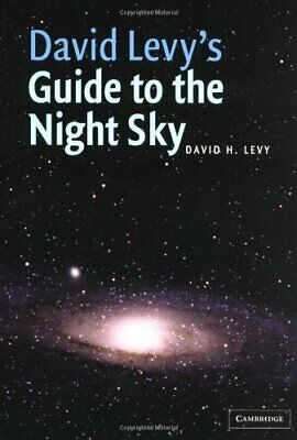 David Levy's Guide to Night Sky by Levy, David H. Paperback Book The Cheap Fast