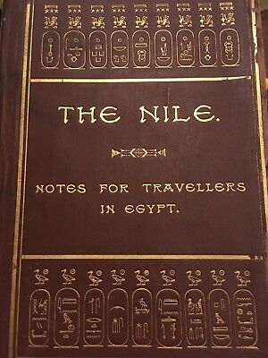 The Nile: Notes for Travellers in Egypt
