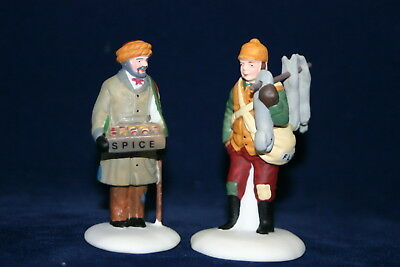 The Heritage Collection Department 56 Village Street Peddlers 5804-1
