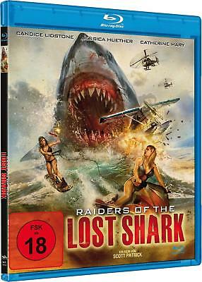 Raiders of the Lost Shark für Blu-ray / Zustand: Sehr Gut