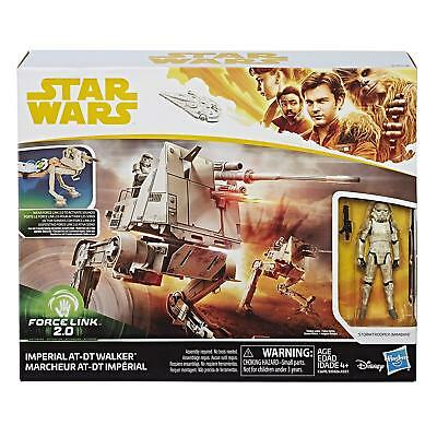 Star Wars: Solo ~ IMPERIAL AT-DT WALKER w/MIMBAN STORMTROOPER ~ Class B Vehicle