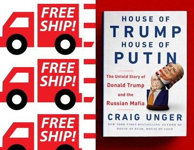 House of Trump, House of Putin: The Untold Story of Donald Trump...Hardcover
