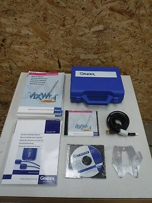 Gendex Visualix eHD Dental Digital X-Ray Sensor Size 2 - 4519-105-03612 WARRANTY
