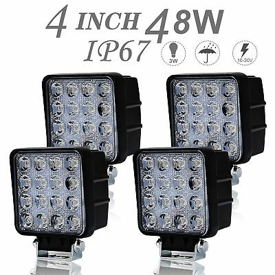 48W LED Light  International   9900 9900i ix 9200 9400 Series ProStar  LoneStar