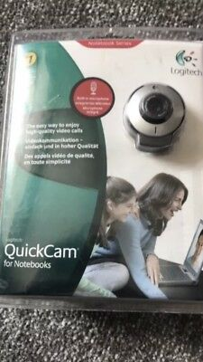 Webcam. In Excellent Condition Never Been Used In Original Packaging.