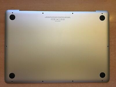 "Apple Lower Case - Boden, Deckel - für MacBook Pro 13"" A1278 2009 2010 2011 2012"