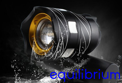 Usb Rechargeable Bright Led Bicycle Front Light Headlamp Xml T6 Adjustable Beam