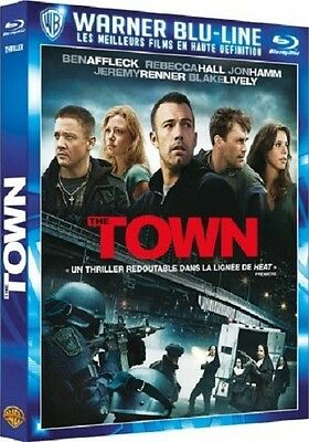 Blu Ray   //  THE TOWN  //  Affleck - Renner - Hall - Hamm / NEUF cellophané