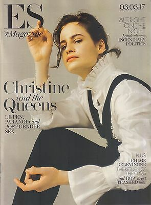 Heloise Letissier Christine And The Queens  Es Magazine 3 March 2017