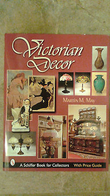Victorian Decor With Price Guide Brand New