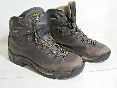 798e0f7e8a3 ASOLO TPS 520 GTX Mens Size 13.5 Hiking Boots GORETEX Leather Upper VIBRAM  Sole