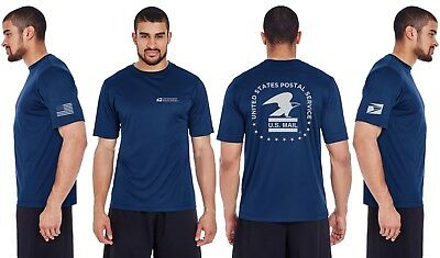 USPS- FREE Hat order 5+ Performance Moisture Wicking And UV Protection T-Shirt