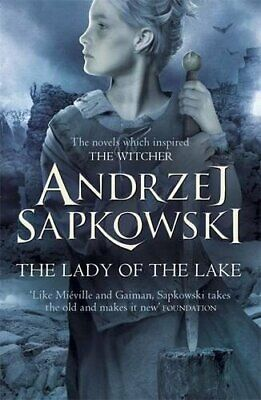 The Lady of the Lake by Sapkowski, Andrzej Book The Cheap Fast Free Post
