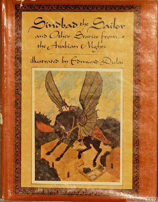 Sindbad the Sailor and Other Stories From the Arabian Nights Illustrated by Edmu