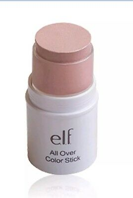 Lot of 2! ELF Essential Highlighting Stick All Over Color Blush Lilac Petal