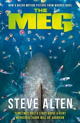 The Meg (Megalodon) by Alten, Steve Book The Cheap Fast Free Post