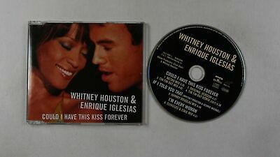 Whitney Houston Could I Have This Kiss Forever EU CDSingle 2000