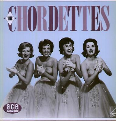 The Chordettes NEAR MINT Ace Vinyl LP