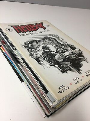 Hellboy Comics Huge Lot 25 Comic Book Collection Set Run Books - Mike Mignola