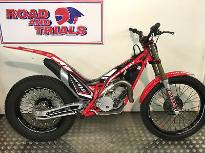 New 2018 Gas Gas 300 TXT Pro Trials Bike Fantastic Finance Offer