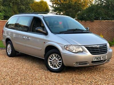 2006 06, Chrysler Voyager GRAND LX 7 SEATS + STOW N GO + FANTASTIC FAMILY MPV